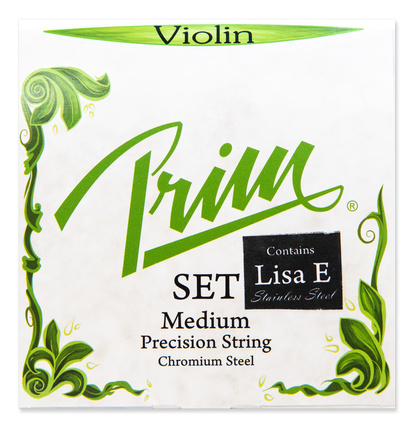 Violin SET Medium with Lisa E